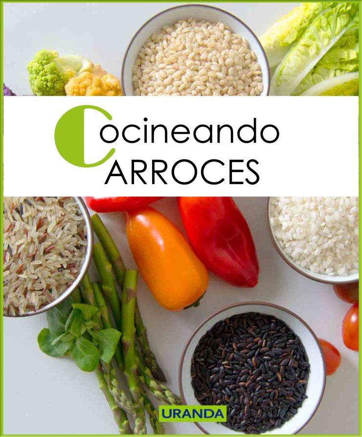 Cocineando arroces, libro de recetas de arroces gratuito en PDF