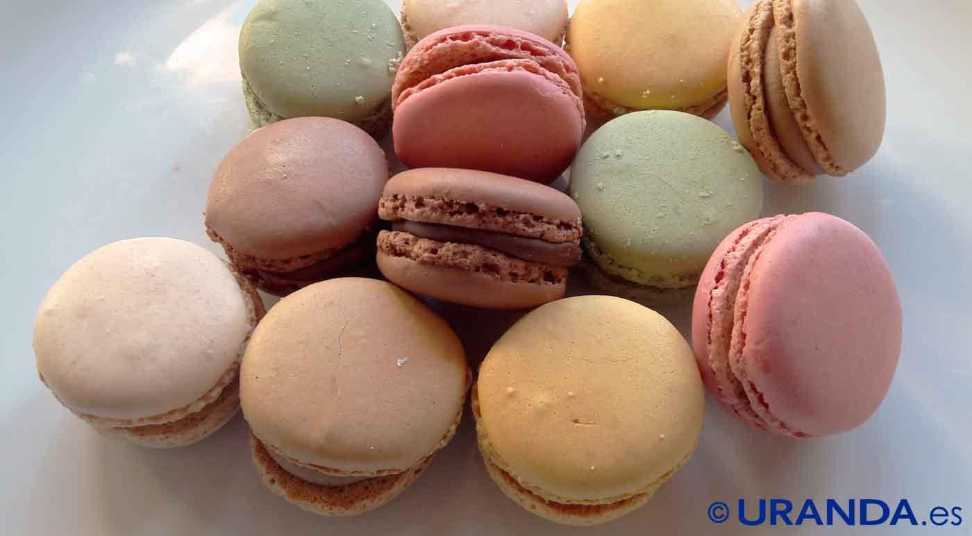 receta de macarons - recetas de dulces y postres - recetas realfooding o real food
