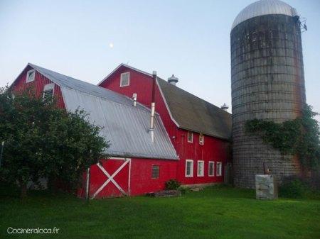 Grange américaine et silo ©cocineraloca.fr