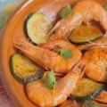 crevettes sautées à l'ail ©cocineraloca.fr
