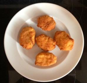 Nuggets de pollo.