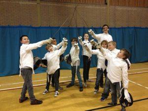 Fencing Parties