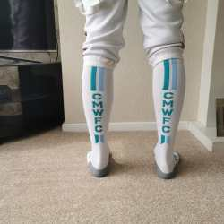 CMWFC Fencing Socks (Back)