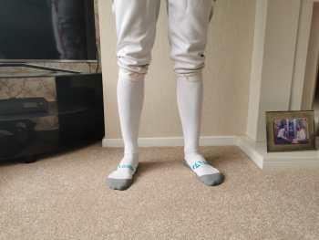 CMWFC Fencing Socks (Front)