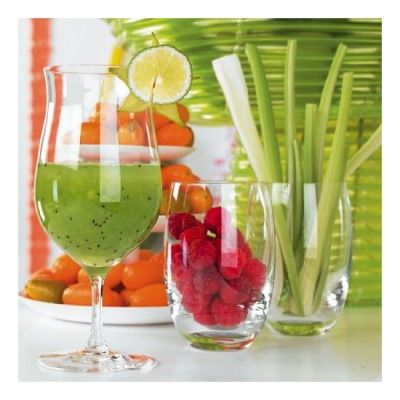 LEONARDO-035390-Set-Cocktailglas-Cheers-6er-Set-Tulpenform-Pina-Colada-Glaeser-4