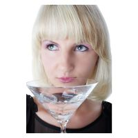 Martiniglas-Kristallglas-Kelch-fuer-Cocktails