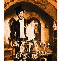 traditionelle-Feuerzangenbowle-altes-Foto-Zubereitung