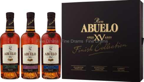 西班牙式蘭姆酒 - Ron abuelo