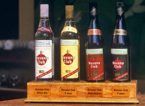 蘭姆酒 - 以陳年年份分類