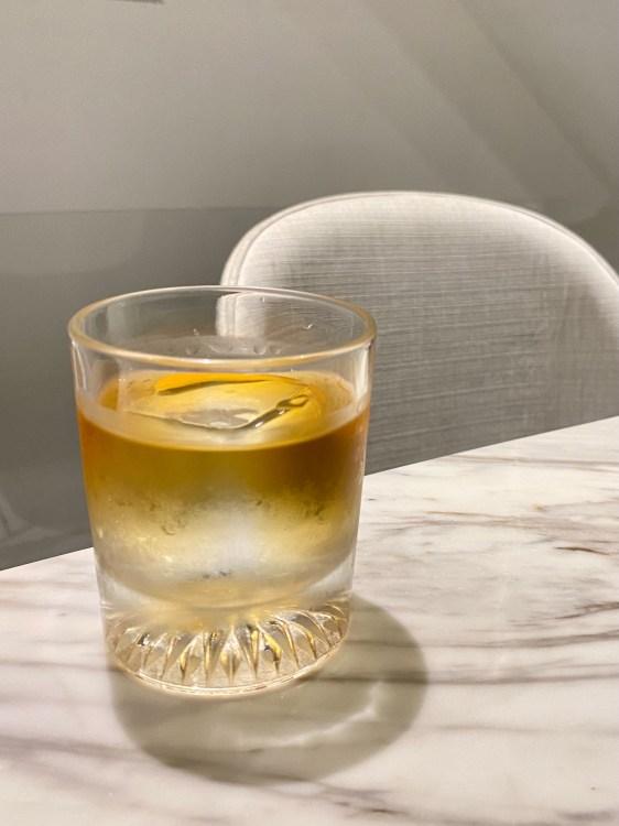 蘭姆酒調酒 - Rum old fashion
