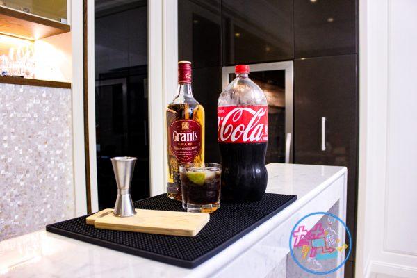 威士忌可樂 Whisky Coke