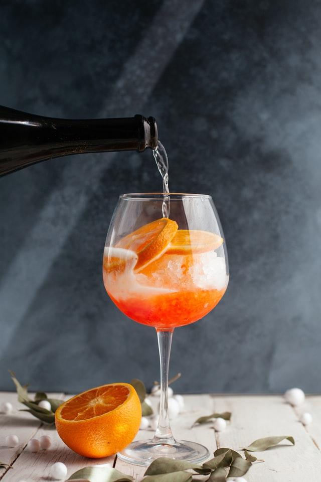 經典調酒 Aperol Spritz