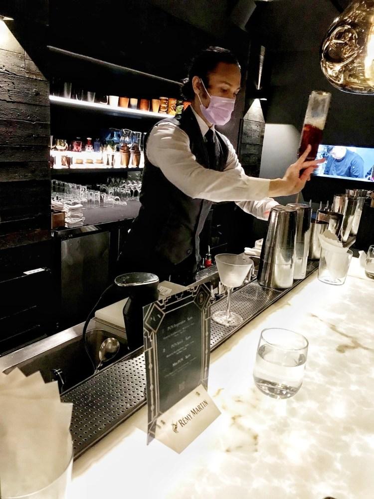 Bar Pun- 調酒 調酒師 Mars