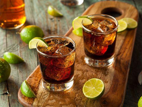 蘭姆酒經典調酒-自由古巴