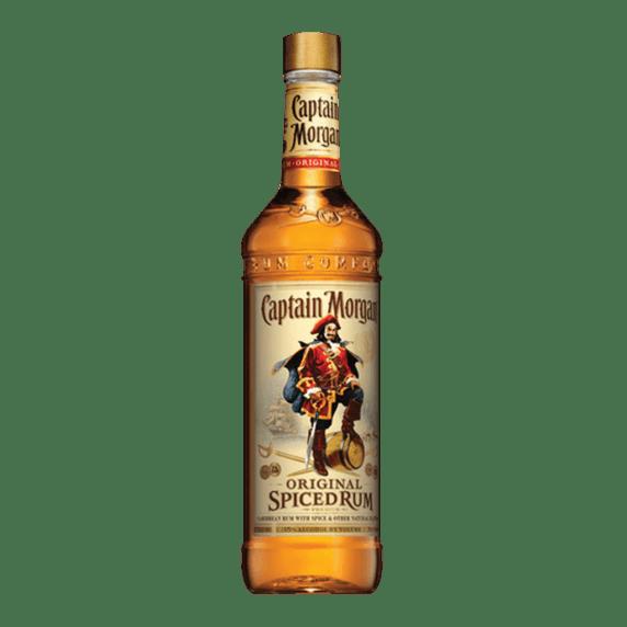 蘭姆酒-摩根船長