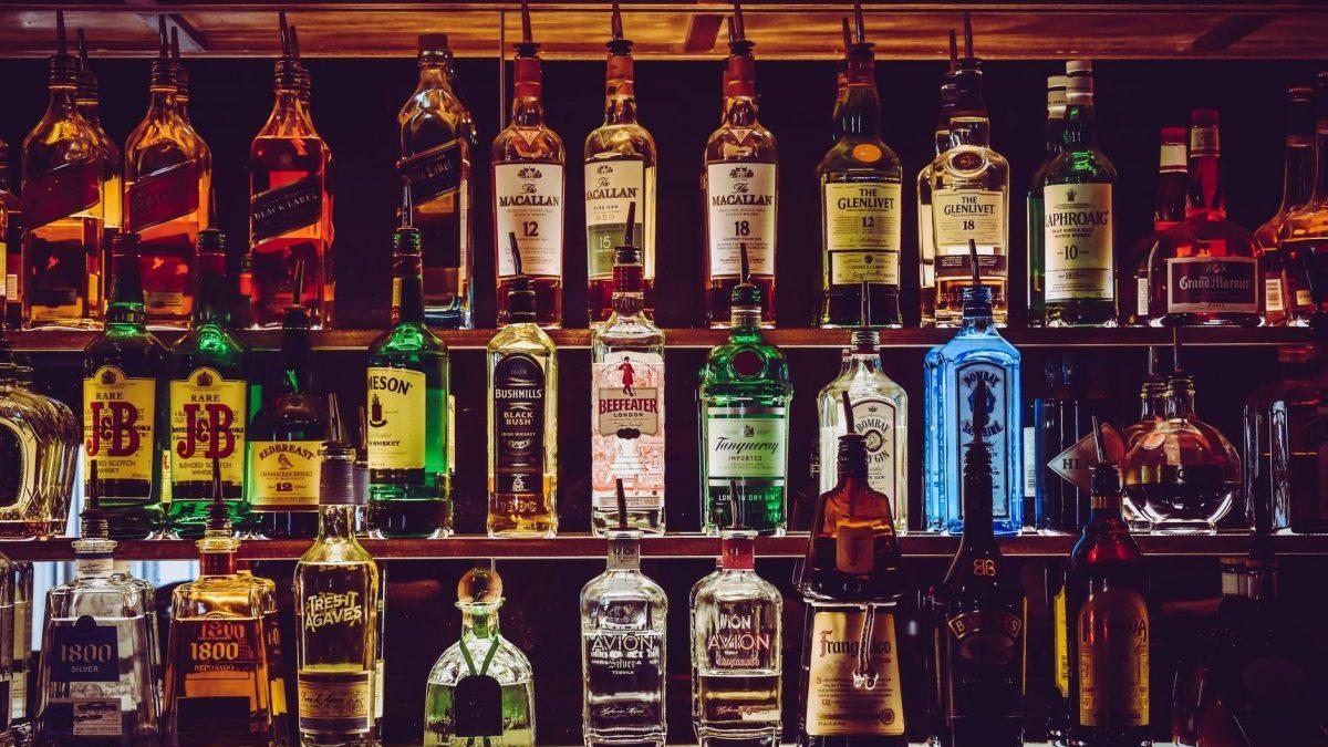 威士忌調酒