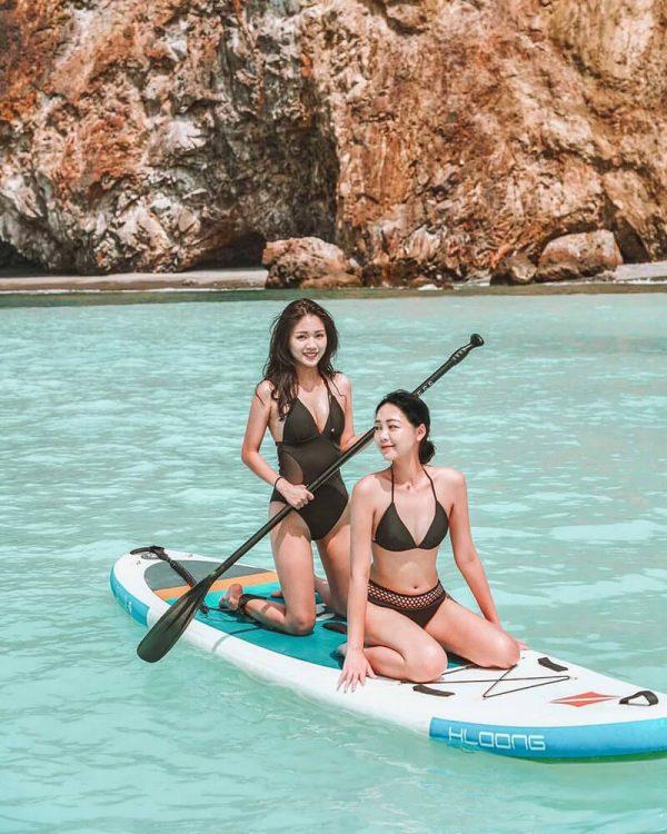 遊艇行程 - 比麗堅號 SUP