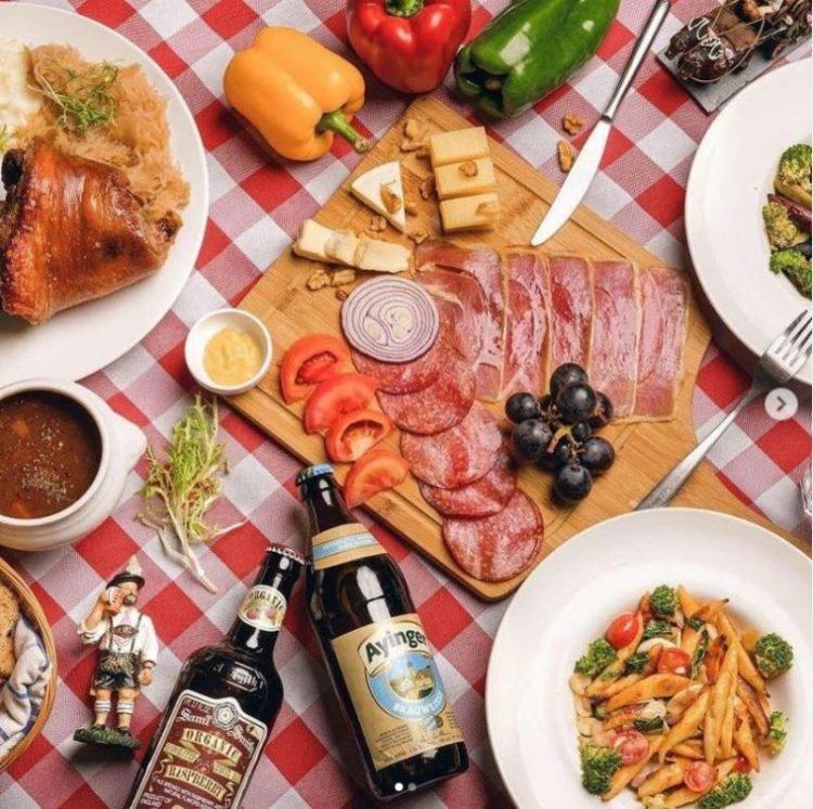 酒市夏日派對 - 異國美食