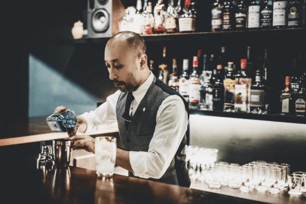 日式職人酒吧-bar turning point
