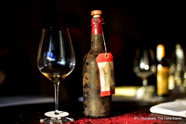 酒世界紀錄-The Harewood Rum 1780