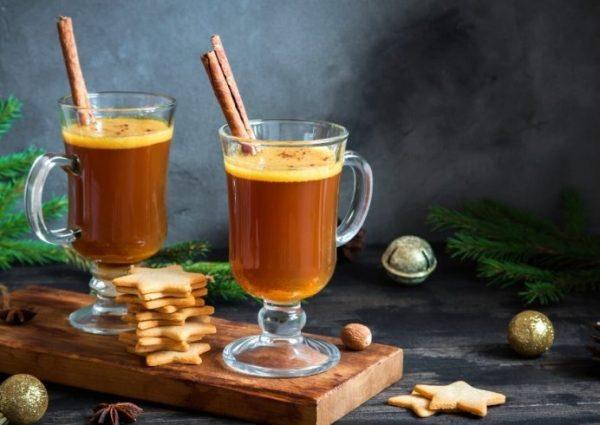 熱調酒 -熱奶油蘭姆酒