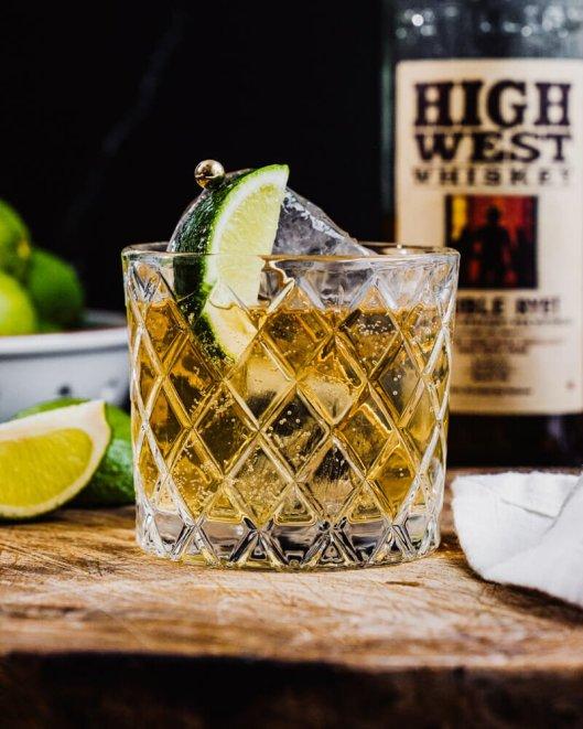 薑汁汽水調酒 -薑汁威士忌