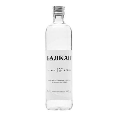 超級烈酒-巴爾幹176伏特加