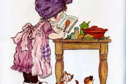 desen in bucatarie