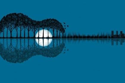 muzica si natura