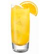 Апельсин Плюс - роскошный коктейль с коньяком и апельсиновым соком, который легко приготовить в домашних условиях.