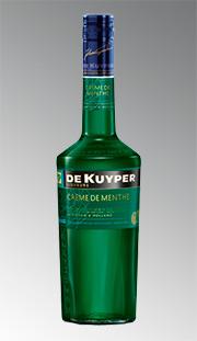De-Kuyper-Creme-de-Menthe Любимые Коктейли с Мятным Ликером - Зеленый Дракон/ Green Dragon