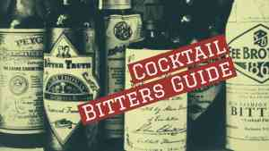 Where Can You Buy Bitters? - Cocktail Bitters Guide