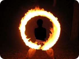 Event Entertainment :: Fire dancers