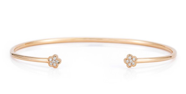Dana Rebecca Designs Sylvie Rose Bracelet - 14K Yellow Gold with Diamonds - $1,210.00 - http://www.danarebeccadesigns.com/Sylvie-Rose-p324.html