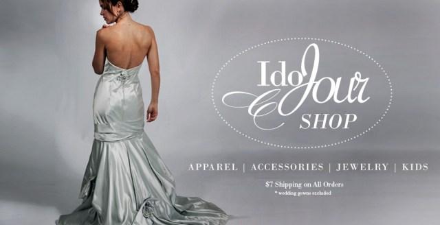 I Do Jour Luxury Wedding Shop