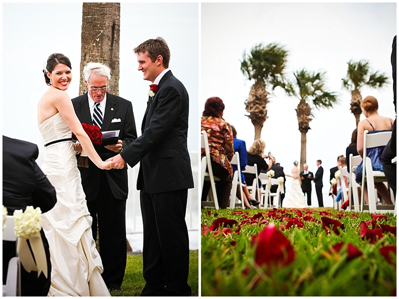st simons island wedding at the king and prince photo by brooke roberts