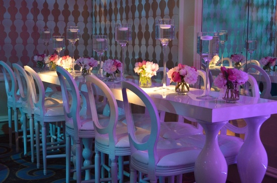 Cocktail Style Reception Seating Ideas