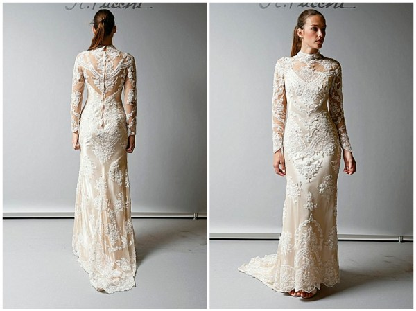 St Pucchi Vintage Wedding Dress