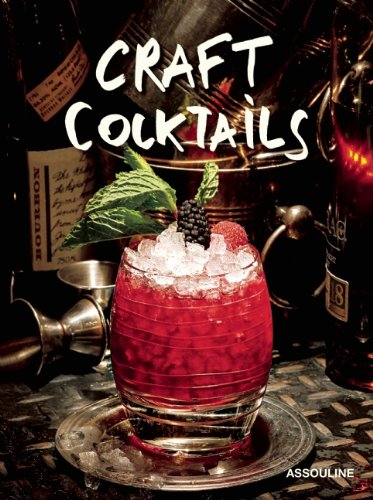 Craft Cockatils Book by Brian Van Flandern