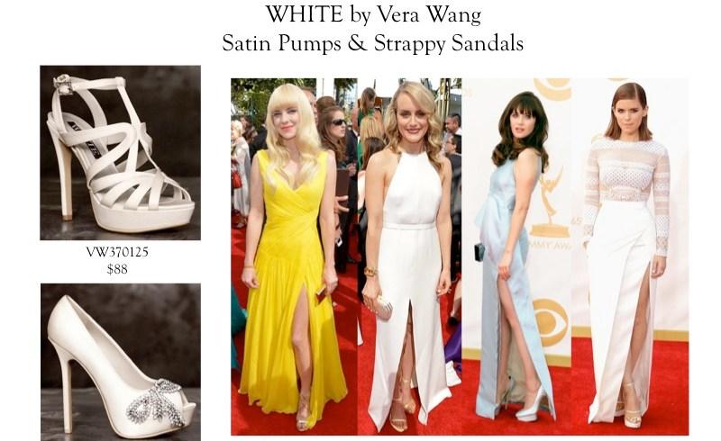 strappy sandals satin pumps wedding bridesmaid dress