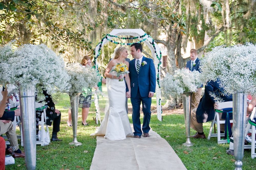 Jekyll Island Wedding Package