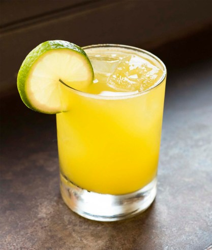 mango splash signature drink tequila