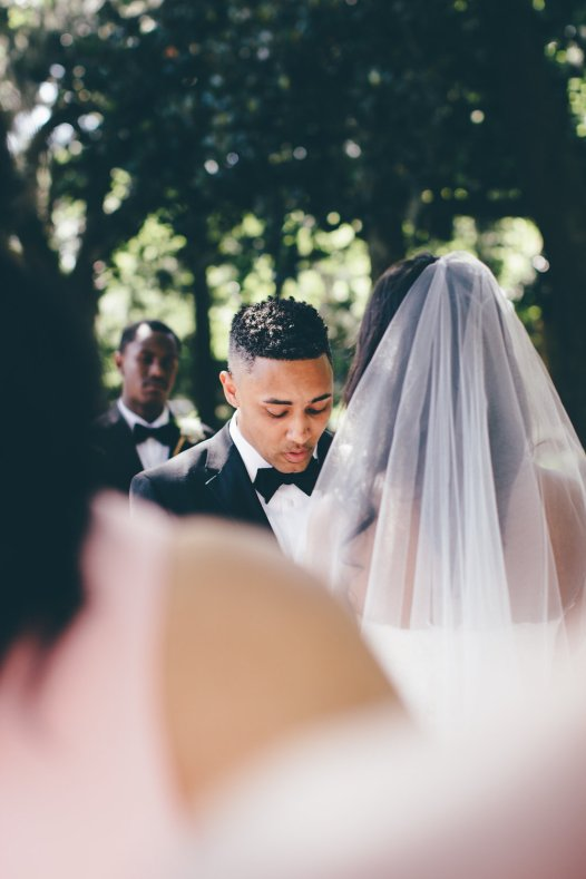 Savannah Forsyth Park Wedding