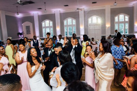 Savannah wedding at the American Legion