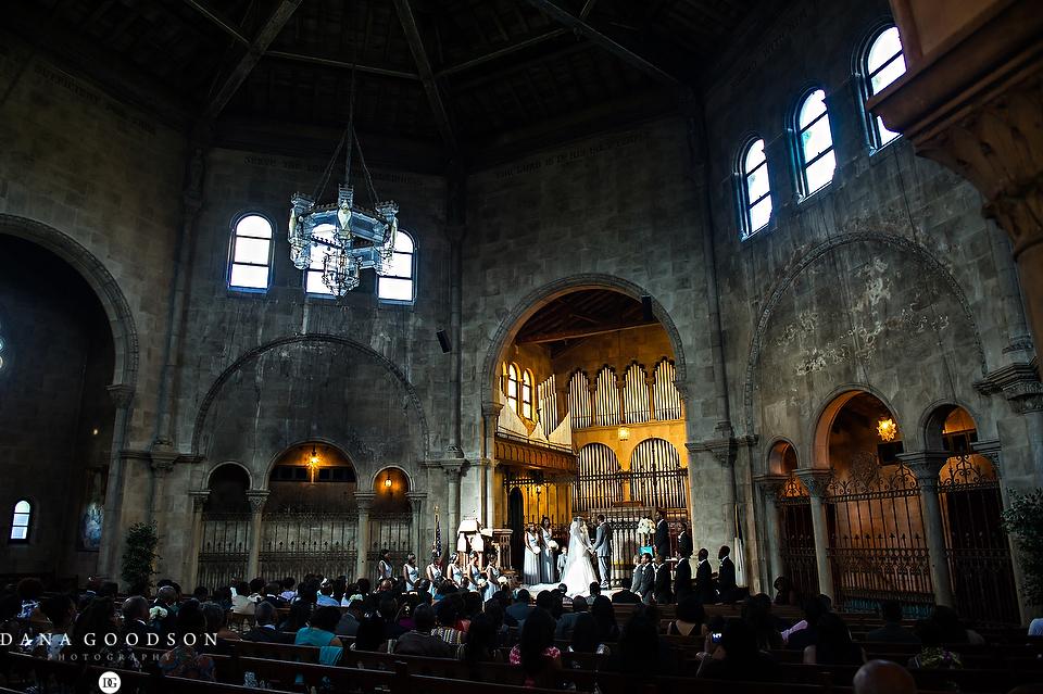 old church wedding ceremony jacksonville historic