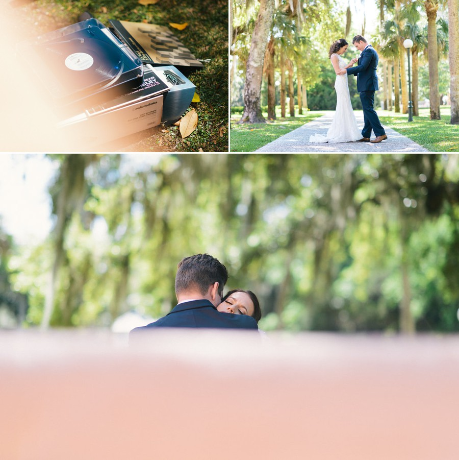 Jekyll Island Wedding Reception 1