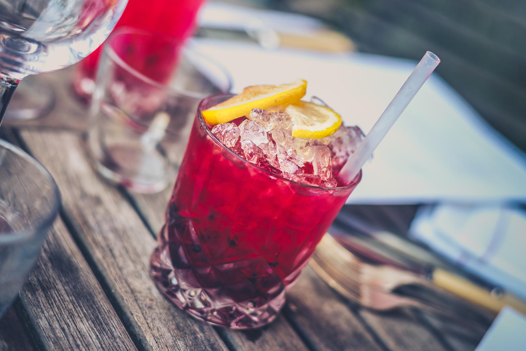 Moonshine Cocktails for Weddings