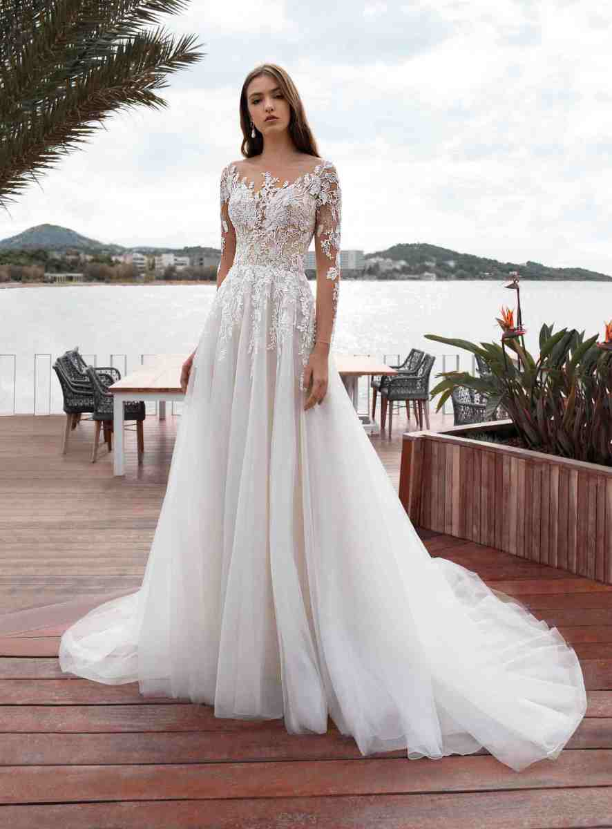 Demetrios Wedding Dress Sleeves Ideas