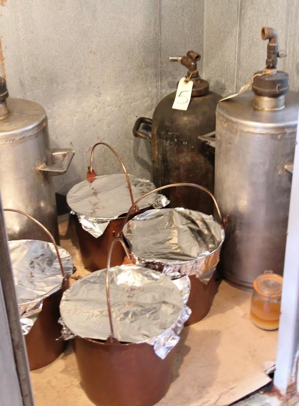 Maker's Mark distillery yeast