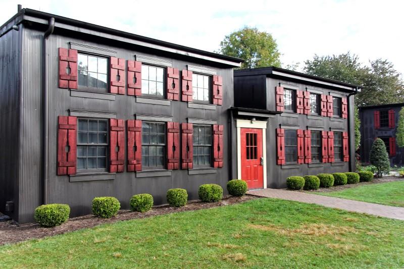 Maker's Mark distillery building